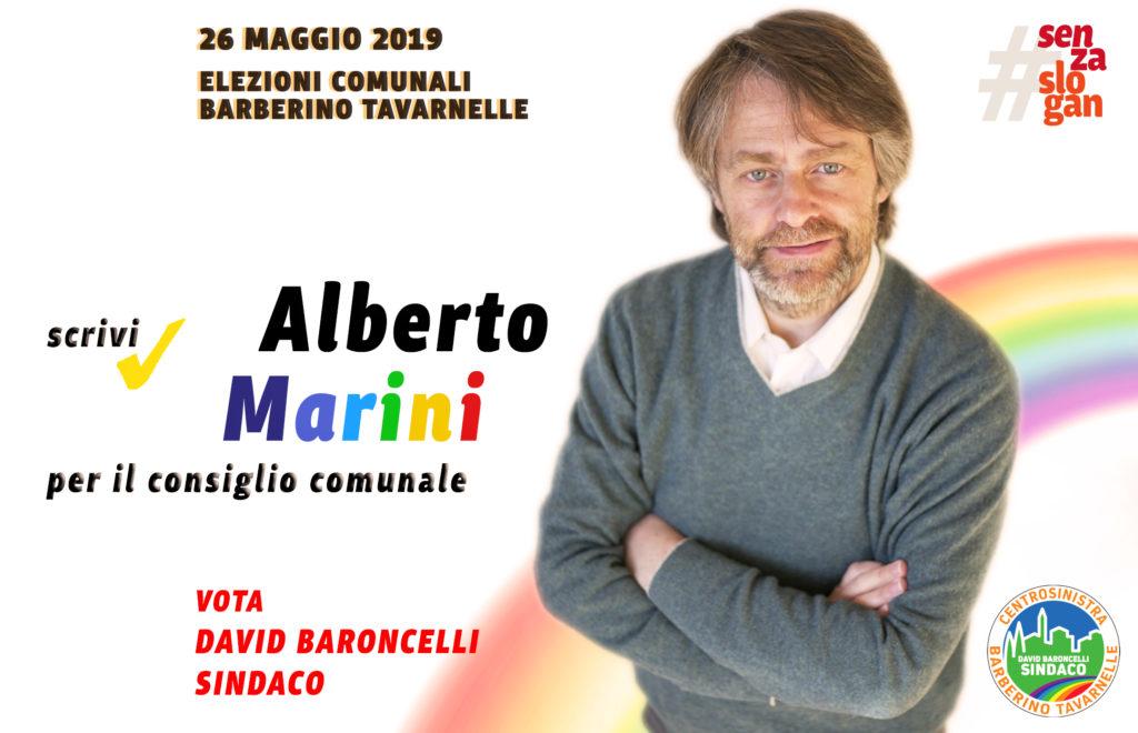 Alberto Marini grafica
