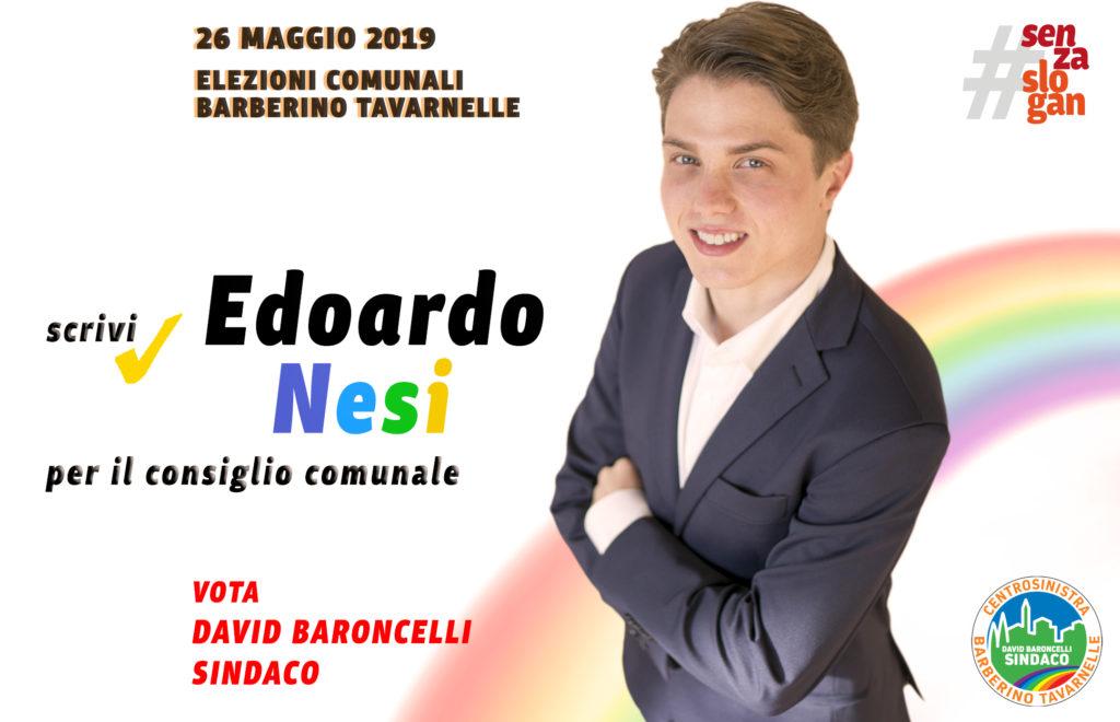 Edoardo Nesi grafica