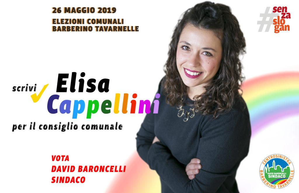 Elisa Cappellini grafica