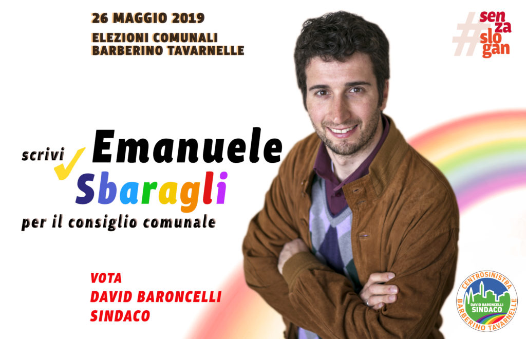 Emanuele Sbaragli grafica