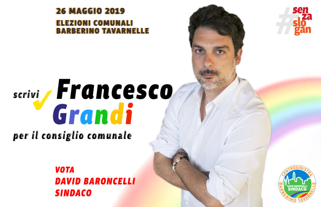 Francesco Grandi grafica