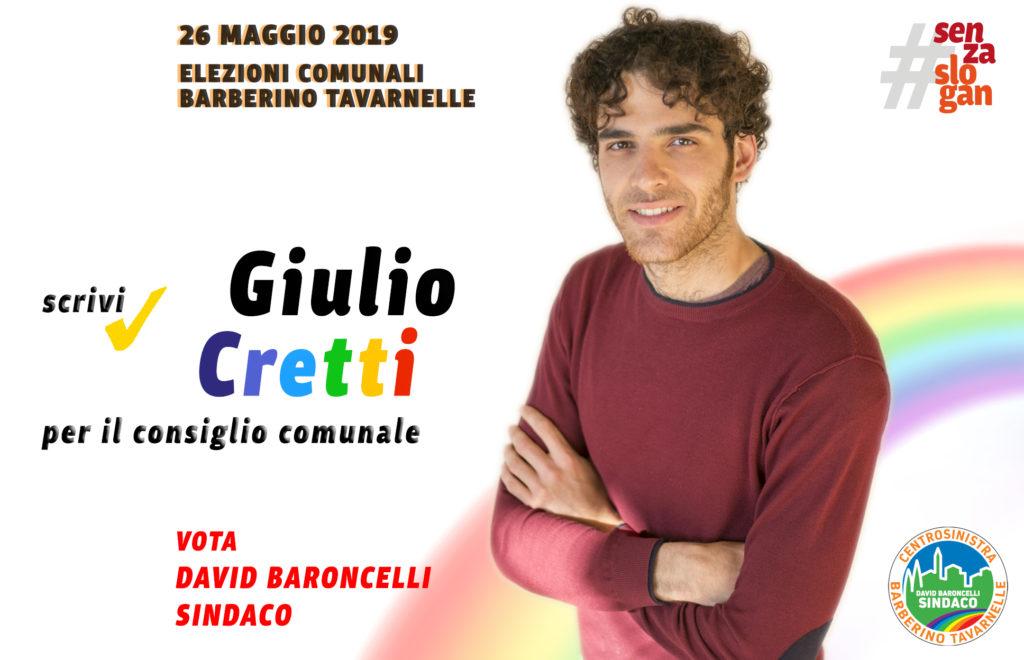 Giulio Cretti grafica