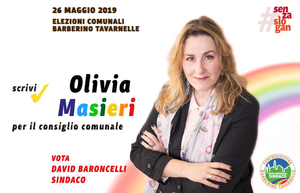 Olivia Masieri grafica