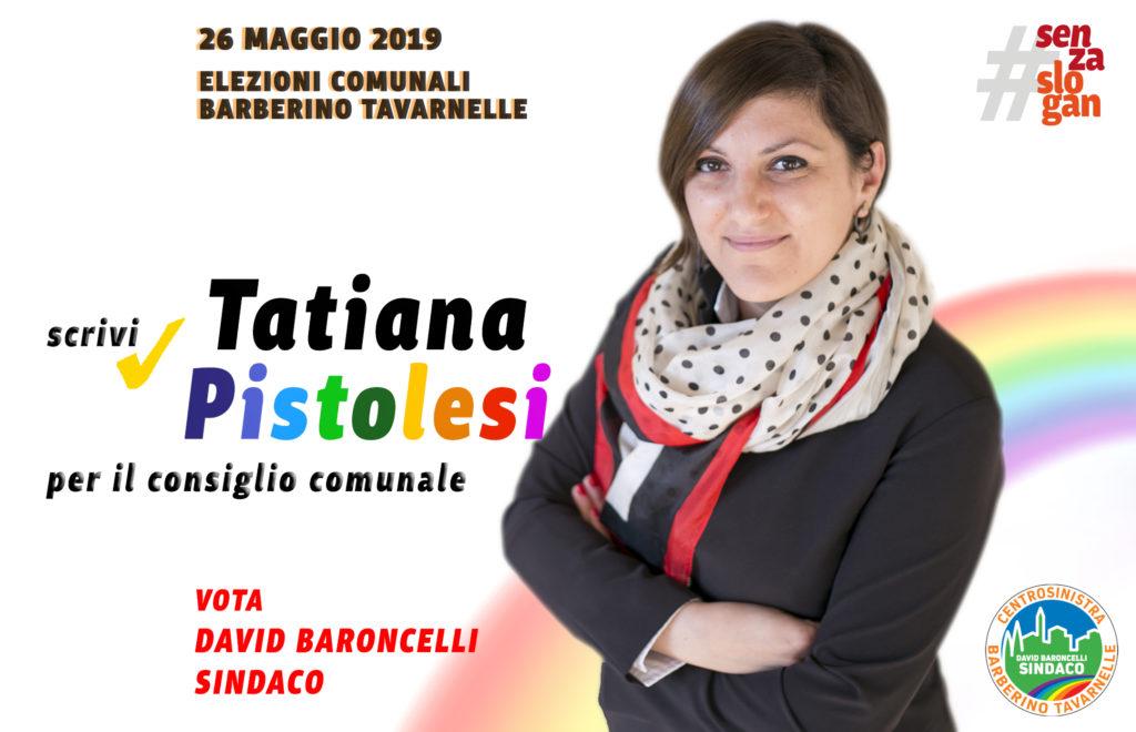 Tatiana Pistolesi Grafica