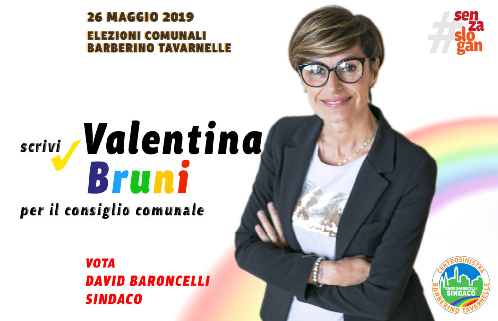 Valetina Bruni grafica