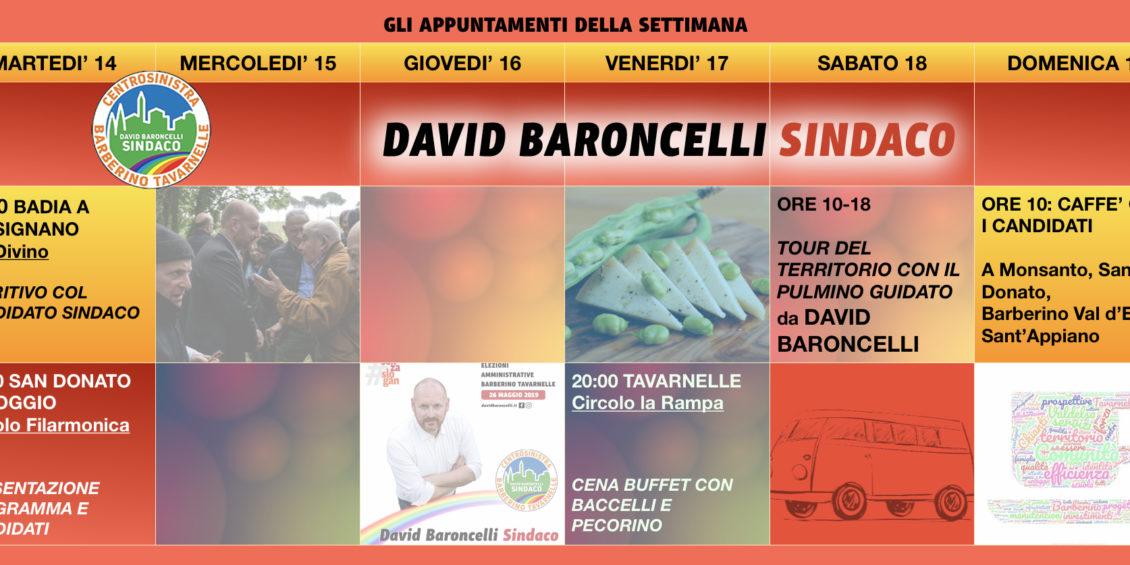San Donato Calendario.Centrosinistra Barberino Tavarnelle Calendario Eventi 14 19